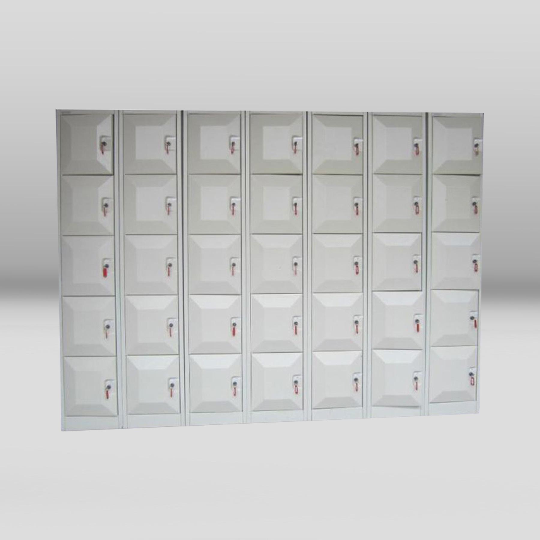 Gebruikte lockers kopen