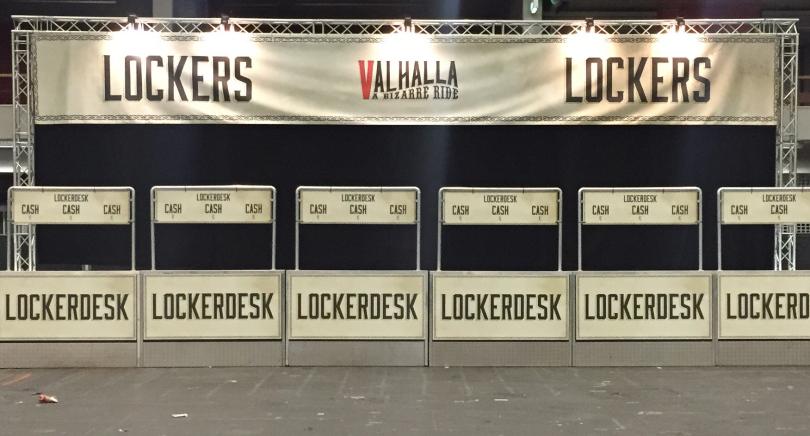Valhalla Lockerdesk